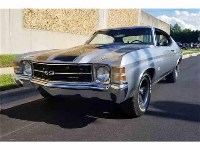 1971 Chevrolet Chevelle SS | 990105