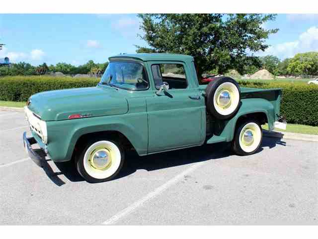 1957 Ford F100 | 991051