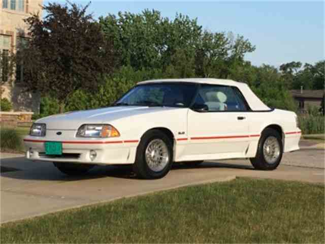 1987 Ford Mustang | 991057