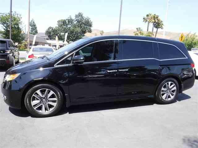 2015 Honda Odyssey | 991059