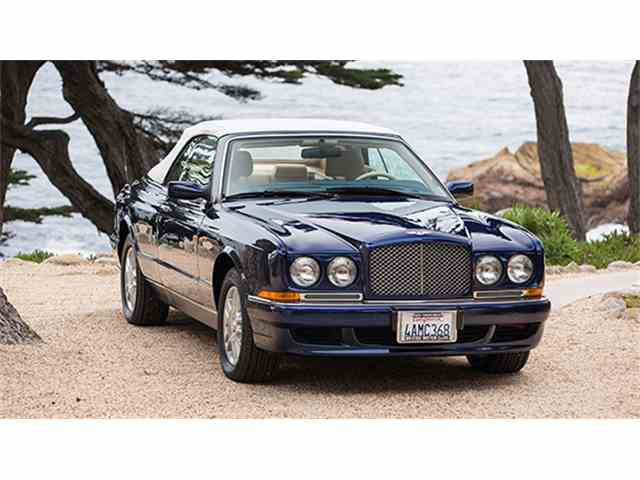 1998 Bentley Azure Convertible by Pininfarina | 991074