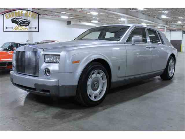 2004 Rolls-Royce Phantom VII | 991078