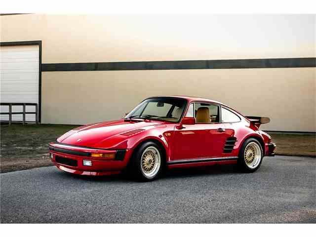 1986 Porsche 930 Turbo | 990108