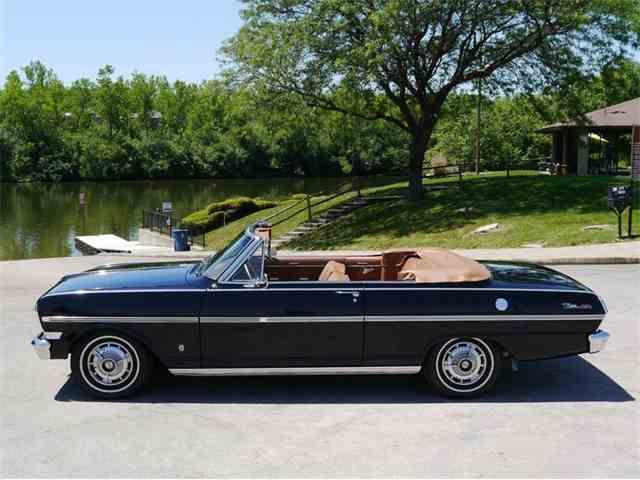 1963 Chevrolet Nova Super Sport Convertible | 991080