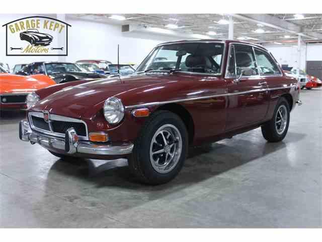 1973 MG MGB | 991086