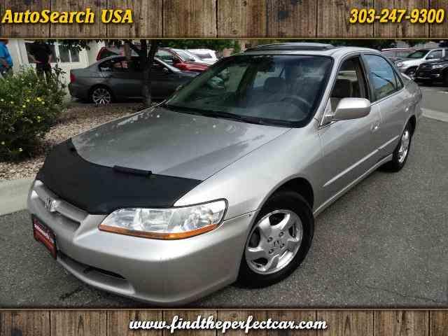 1999 Honda Accord | 991088