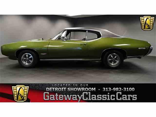 1968 Pontiac GTO | 991101