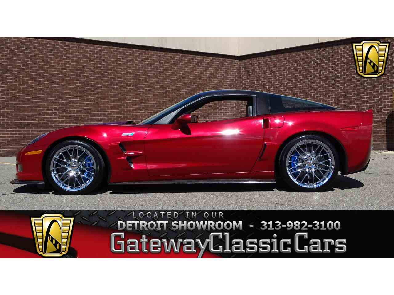 Large Picture of 2010 Corvette located in Michigan - $78,000.00 Offered by Gateway Classic Cars - Detroit - L8QM