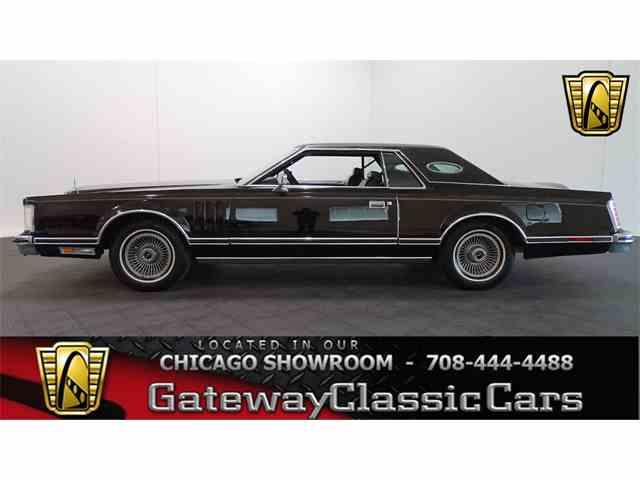 1978 Lincoln Continental | 991107
