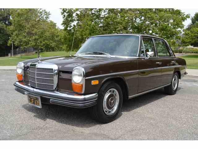 1969 Mercedes-Benz 250 | 991111