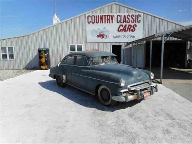 1949 Chevrolet Fleetline | 991112