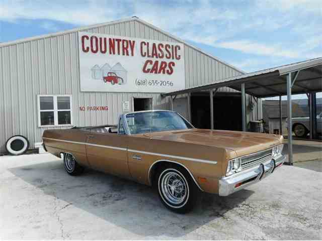 1969 Plymouth Fury | 991115