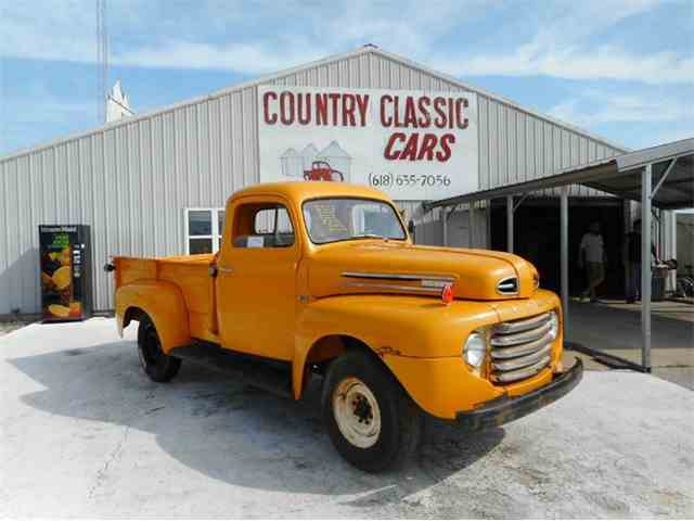 1948 Ford F350 | 991117