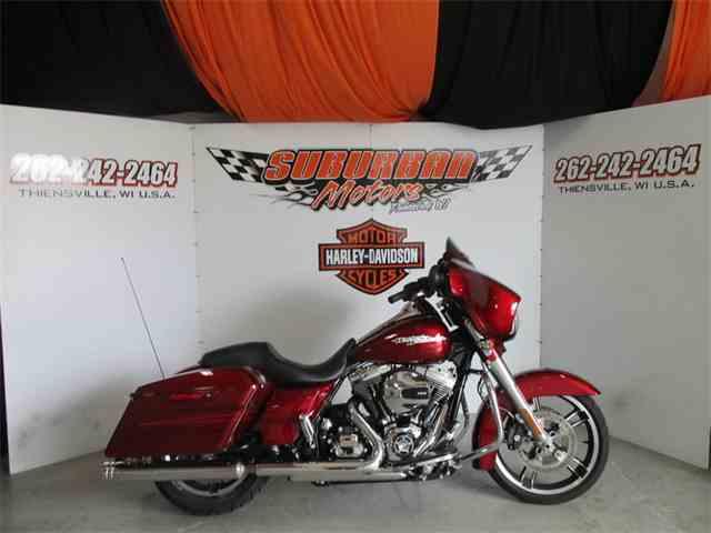 2016 Harley-Davidson® FLHXS - Street Glide® Special | 991120
