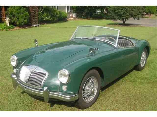 1959 MG MGA | 990113