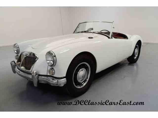 1962 MG MGA   991131