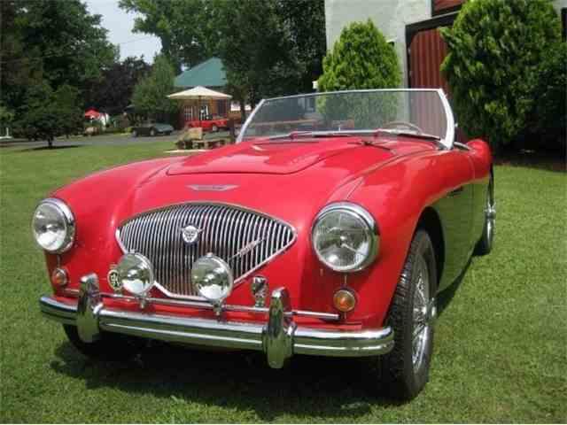1954 Austin-Healey 100-4 | 990114