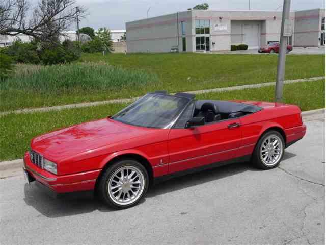 1991 Cadillac Allante | 990117