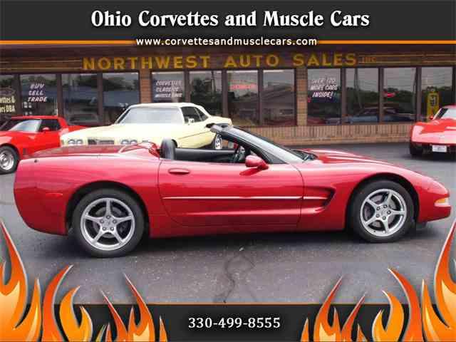 2001 Chevrolet Corvette | 990120