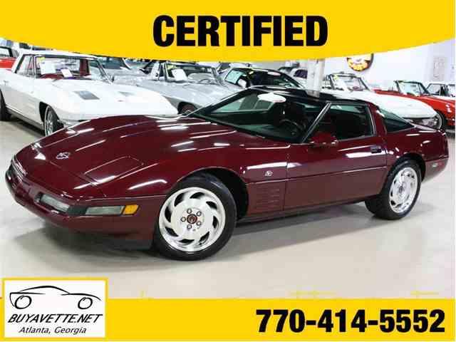1993 Chevrolet Corvette | 991208