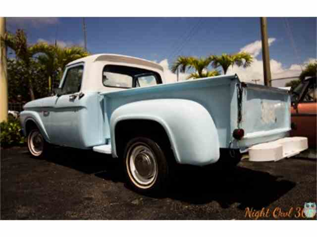 1966 Ford Pickup | 991218