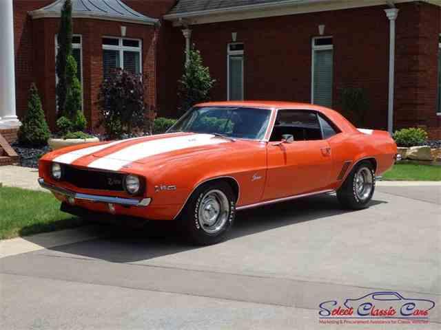 1969 Chevrolet Camaro | 991222