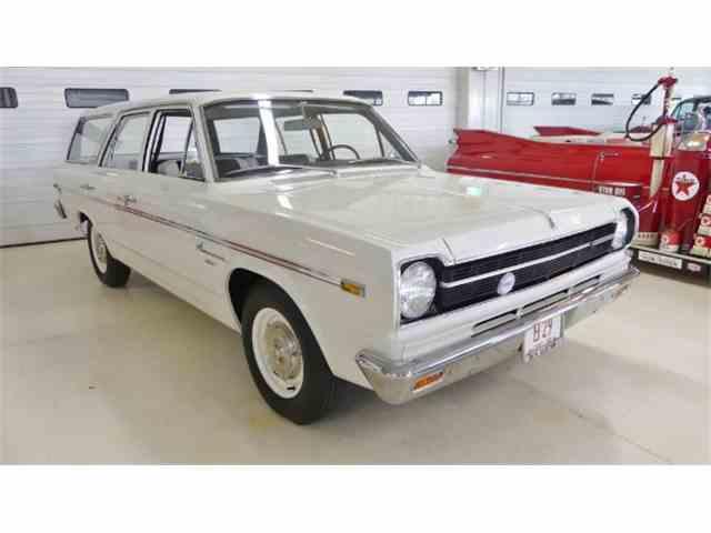 1968 AMC Rambler | 991225