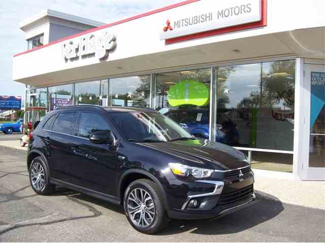Picture of '17 Mitsubishi Outlander located in Holland Michigan - $22,099.00 Offered by Verhage Mitsubishi - L8UA