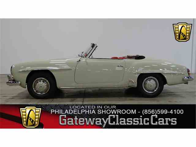 1961 Mercedes-Benz 190SL | 990124