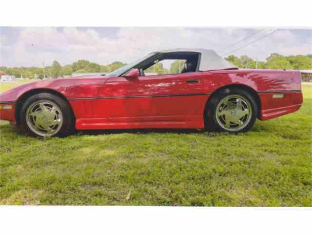 1989 Chevrolet Corvette | 991243