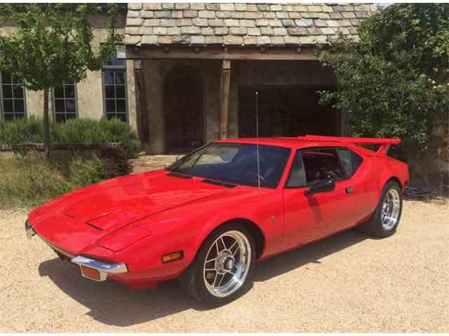 1971 De Tomaso Pantera | 991246