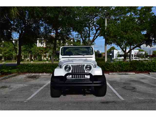 1984 Jeep CJ7 | 991252