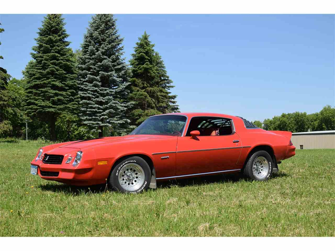Large Picture of '79 Camaro - L8UX