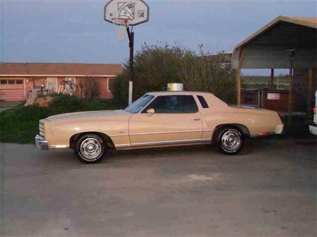 1976 Chevrolet Monte Carlo | 991259