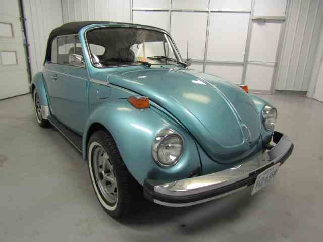 1979 Volkswagen Super Beetle Convertible | 991262