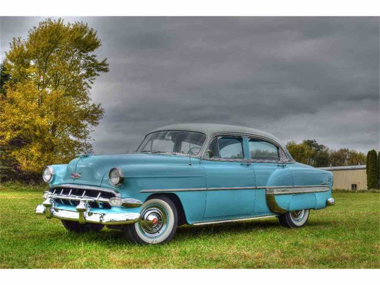 Large Picture of '54 Bel Air - L8V5