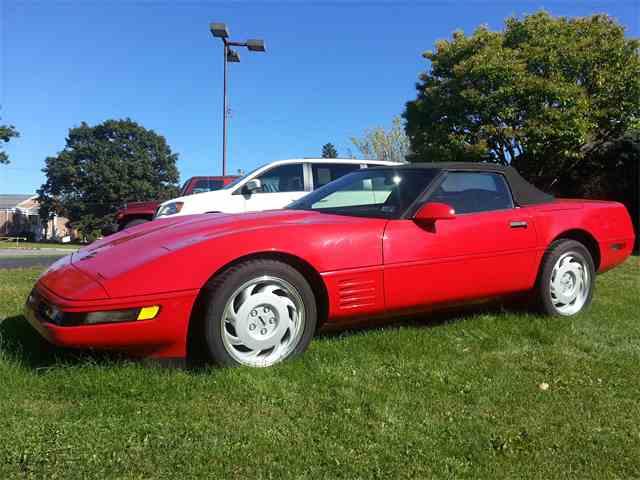 1991 Chevrolet Corvette | 991267