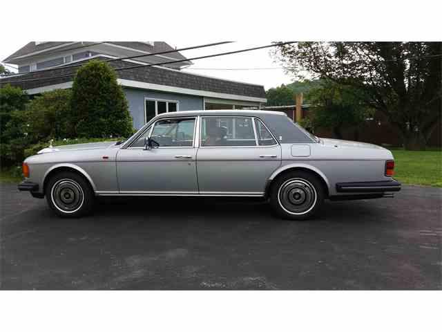 1986 Rolls-Royce Silver Spur | 991268