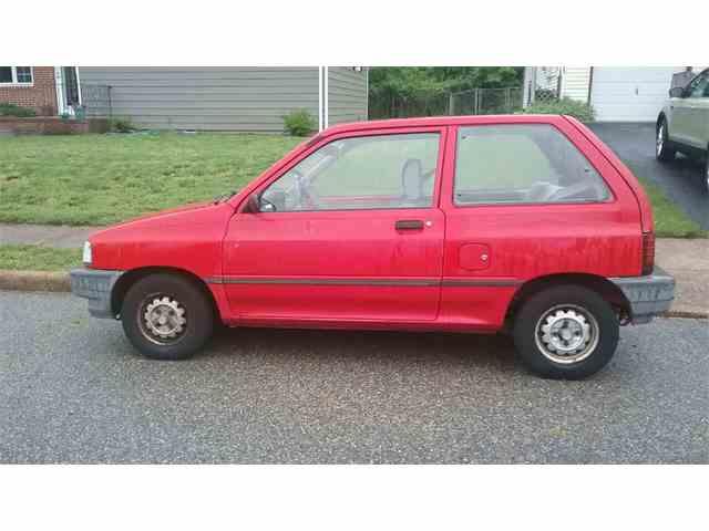 1993 Ford Festiva | 991277