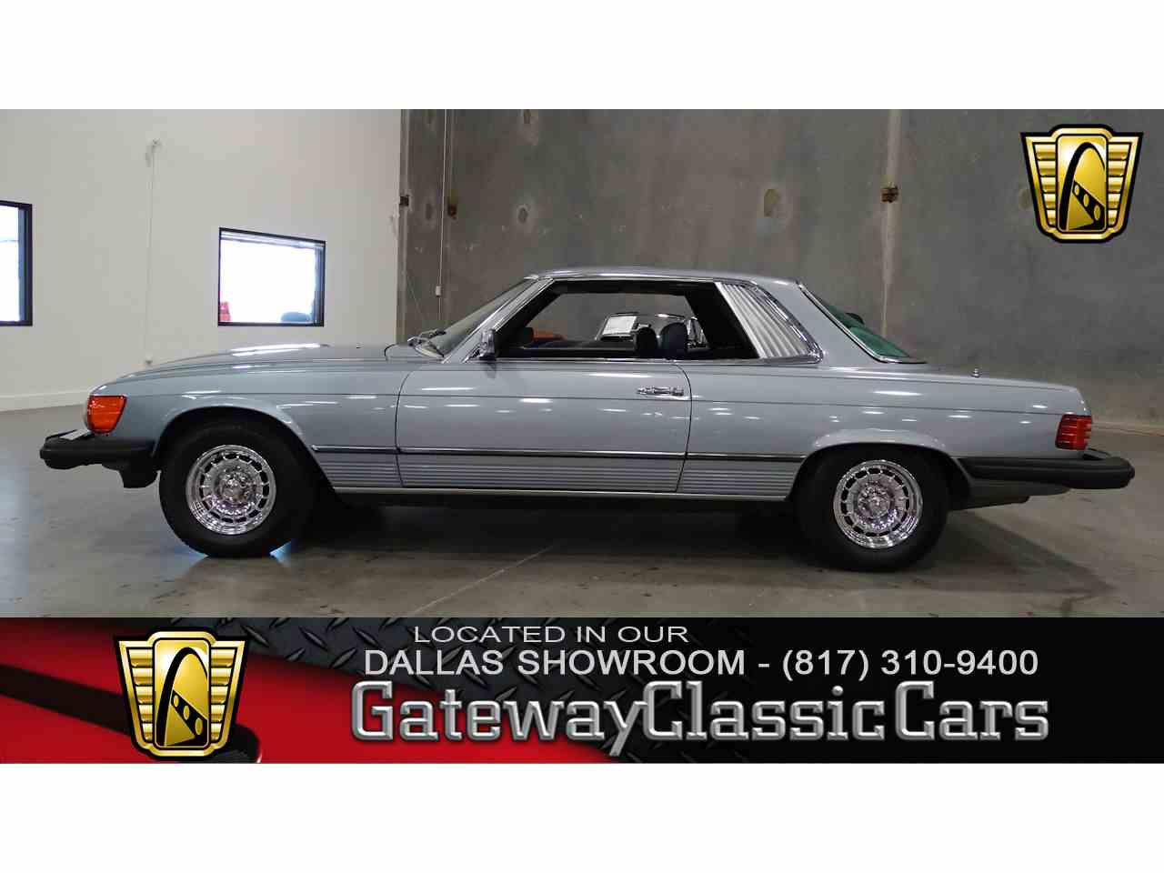 1980 mercedes benz 450sl for sale cc for Mercedes benz for sale in dallas