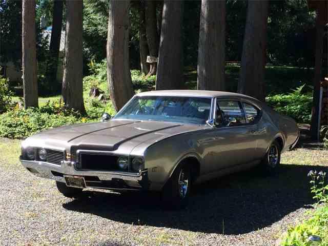 1969 Oldsmobile 442 | 991280