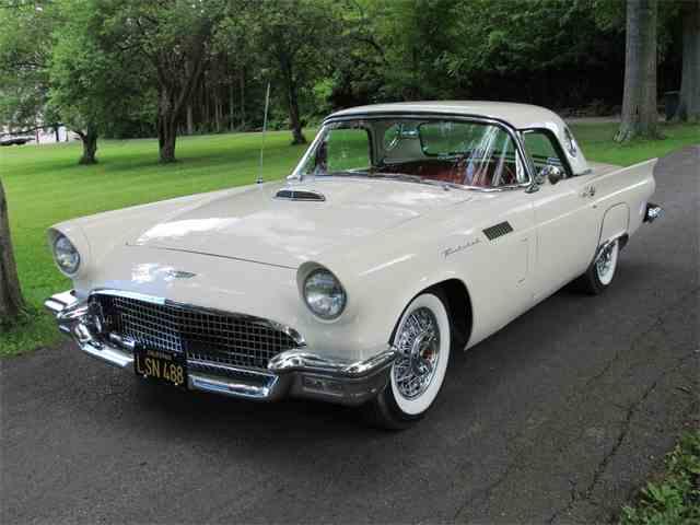 1957 Ford Thunderbird | 991281