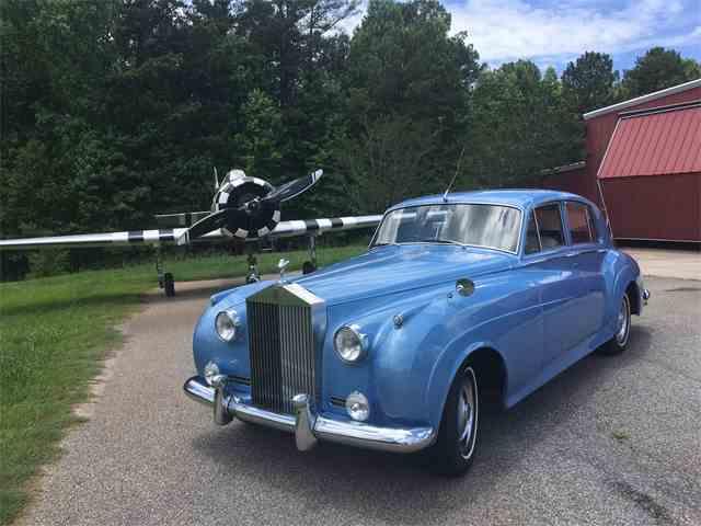1960 Rolls-Royce Silver Cloud II | 991282