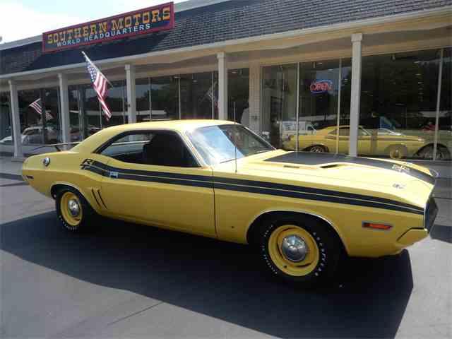 1971 Dodge Challenger R/T | 991284