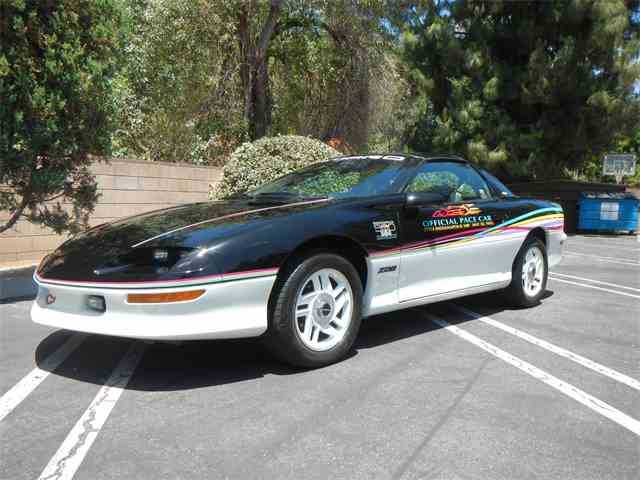 1993 Chevrolet Camaro Z28 Pace car | 991286