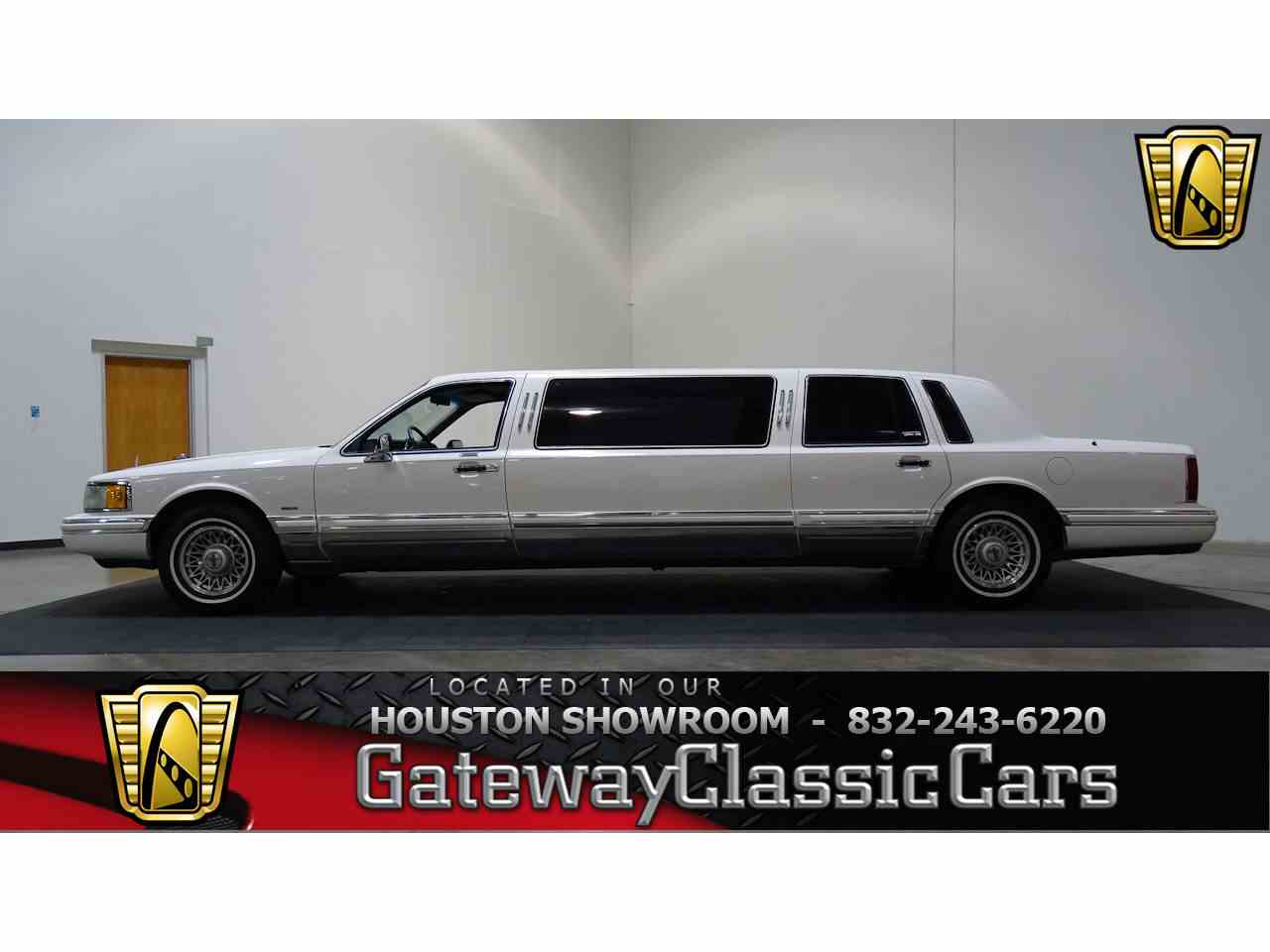 1994 Lincoln Town Car for Sale - CC-990129