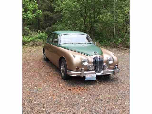 1961 Jaguar Mark II | 991293