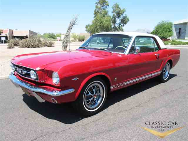 1966 Ford Mustang GT | 991296