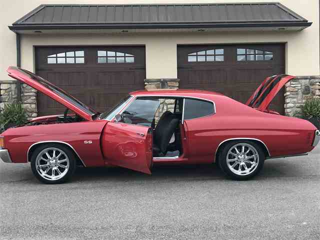 1971 Chevrolet Chevelle | 991298