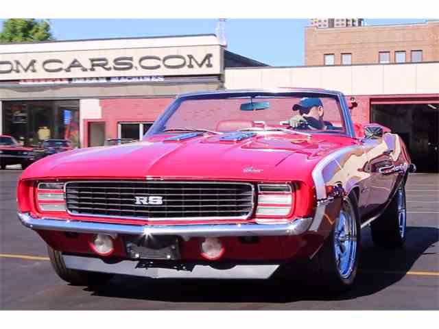 1969 Chevrolet Camaro | 991300